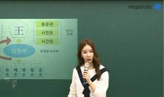 -포인트 중심의 설명 조선의 정치체계