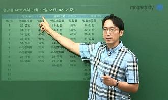 -★9월 모평 총평★ 답의 근거 없는 문제는 없다