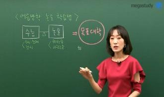 /논술메인/메가캐스트/논술_전현정_마테마티카! 여름방학 수리논술 학습법