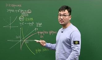 -(1,0)을  지나는 로그함수의 그래프 그리기
